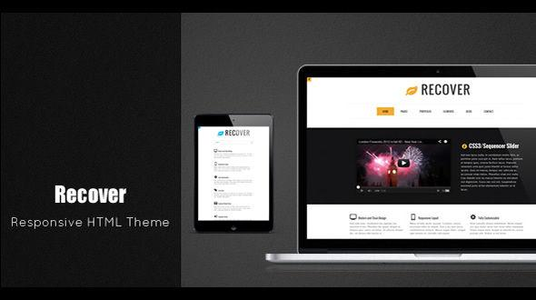 MojoThemes – Recover – RIP
