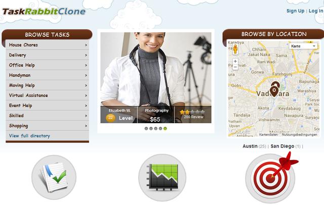 TaskRobo Clone