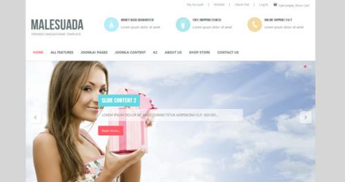 Omegatheme – OT Malesuada Multi-Purpose Joomla Template