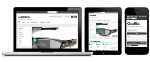 Colorlabs – Classifier 1.3.0 Colorlabs Classified Ad WordPress Theme