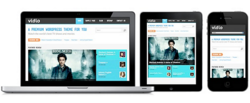 Colorlabs – Vidio 1.2.2 Video WordPress Theme