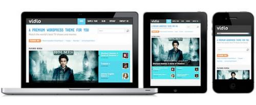 Colorlabs – Vidio 1.2.2 Video WordPress Theme