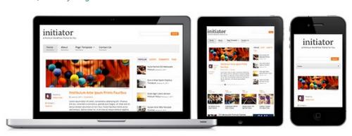 ColorLabsProject – Initiator 1.3.3 WordPress Theme