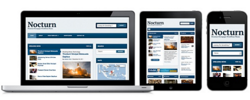 ColorLabsProject – Nocturn 1.0.3 WordPress Theme