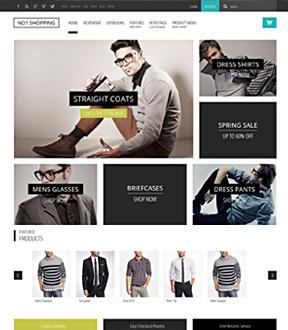 Shape5 – No1 Shopping – Template For Joomla 2.5 & 3.2