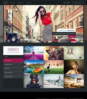 Shape5 – Photobox – Template For Joomla 2.5 & 3.2