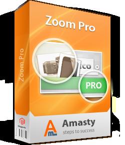 Amasty Zoom Pro v1.0.4 – Magento Plugin