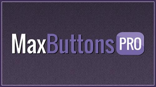MaxButtons Pro v2.5.1 – WordPress Plugin