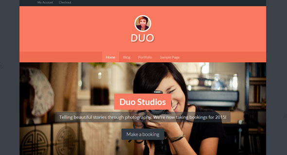 Duo — Woothemes Canvas Child Theme