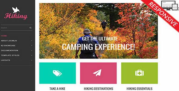 VT Hiking v1.0 – Vtem Template For Joomla