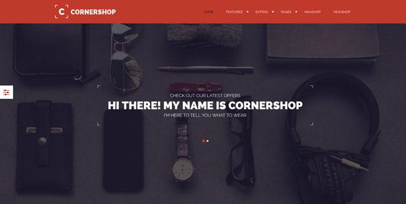 Cornershop — YouJoomla Responsive Mijoshop and Hikashop