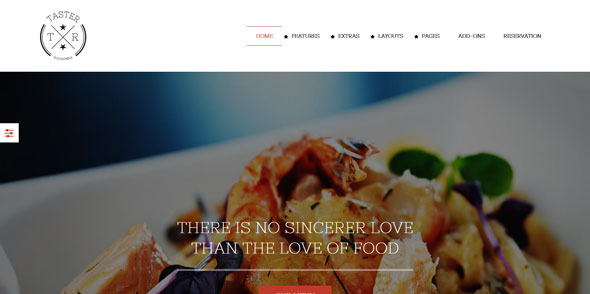 Taster — YouJoomla Restaurant Template