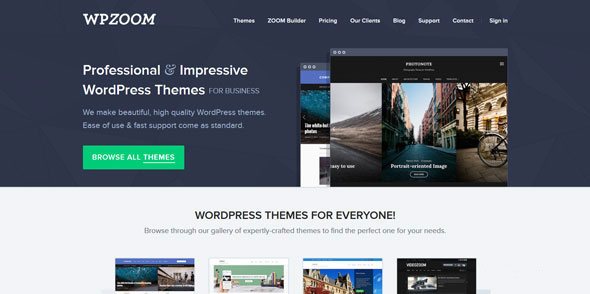 WPZOOM Themes Pack