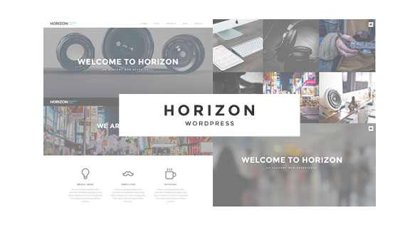 Horizon – Multipurpose Responsive WordPress Theme