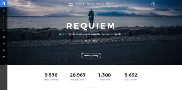 Requiem — Rockettheme Premium Joomla Template