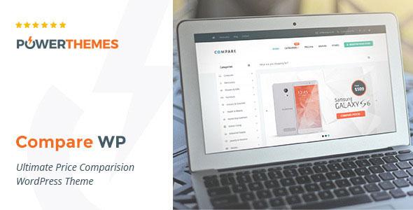 Price Compare v1.1 — Price Comparison WordPress Theme