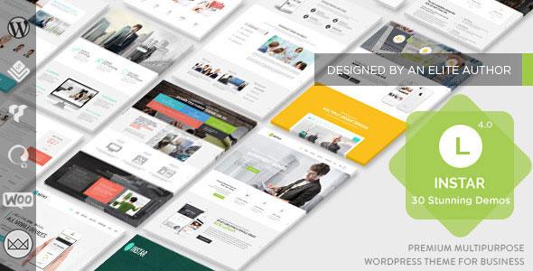 Linstar v4.0.7 — MultiPurpose WordPress Theme