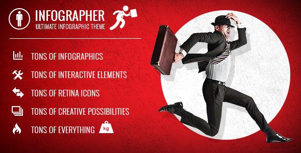 Infographer v1.6 — Multi-Purpose Infographic Theme