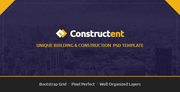 Constructent — Building Corporation PSD