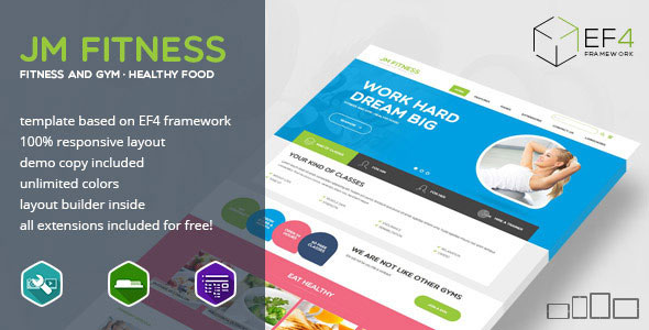 Fitness — gym, fitness and healthy lifestyle theme