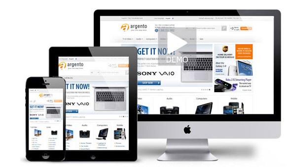 Argento — Most advanced Magento template created ever