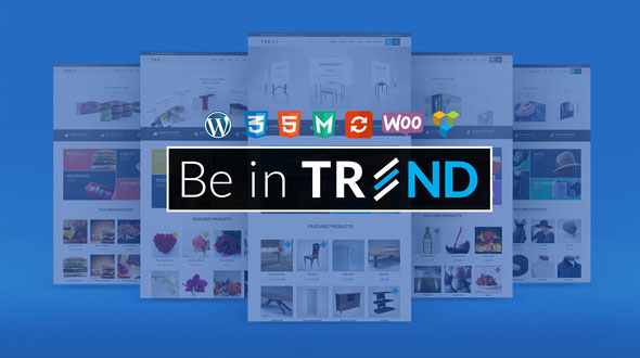 TREND v1.9.1 — Responsive WooCommerce WordPress Theme