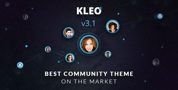KLEO v3.1.3 — Next level Premium WordPress Theme
