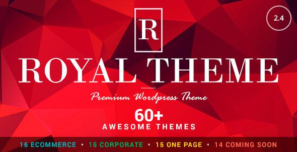 Royal v2.4 — Multi-Purpose WordPress Theme