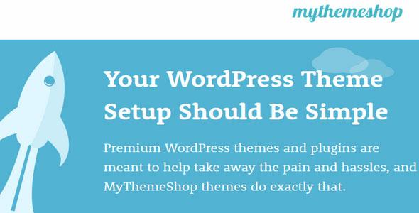 MyThemeShop Themes Pack + Updates