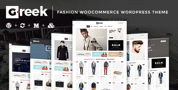 VG Greek v1.0 – Fashion WooCommerce WordPress Theme
