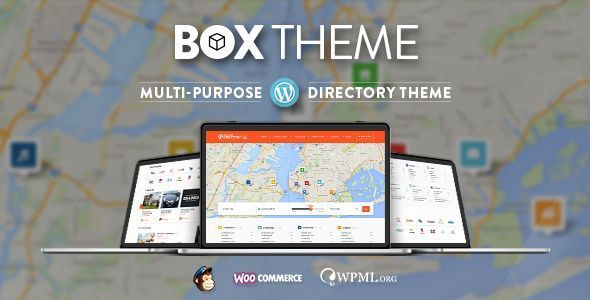 Directory v3.0 — Multi-purpose WordPress Theme