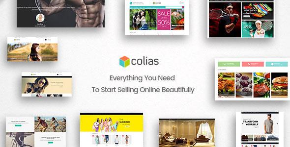 Ri Colias v1.0.7 — Responsive WooCommerce Theme