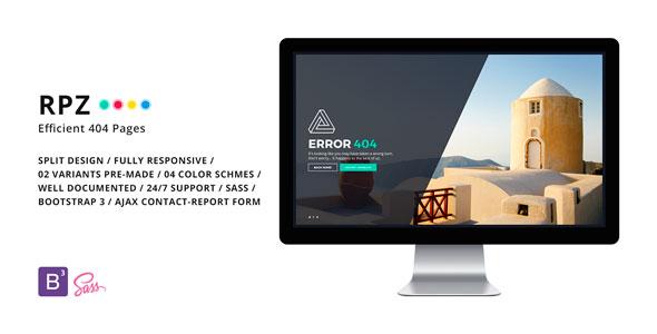 RPZ — Efficient 404 Pages