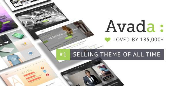 Avada v3.9.2 — Responsive Multi-Purpose Theme