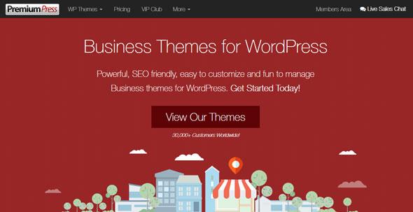 PremiumPress WordPress Themes Pack v8.9