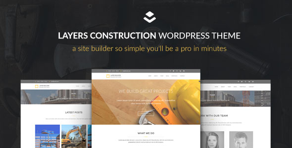 Max Construction — Layers Construction Child Theme