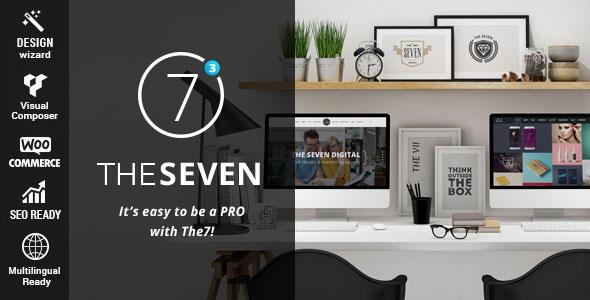 The7 v3.2.2 — Responsive Multi-Purpose WordPress Theme