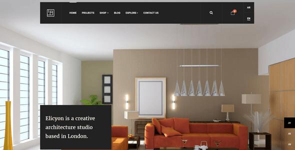 JA Elicyon — Joomlart Premium Joomla Template