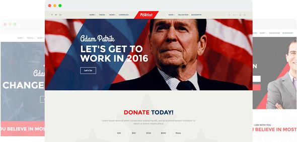 Politist — Joomshaper Responsive Joomla Template