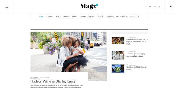 JA Magz II v1.0.1 — Joomlart Premium Joomla Template