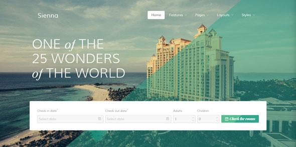 Sienna — Rockettheme Premium Joomla Template