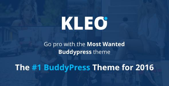 KLEO v4.1.6.1 – Next level WordPress Theme