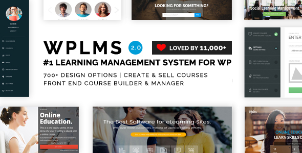 WPLMS v2.5.0 — Learning Management System