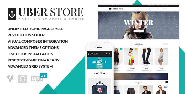 UberStore v3.3.1 — Next-Level Multi-Purpose Theme