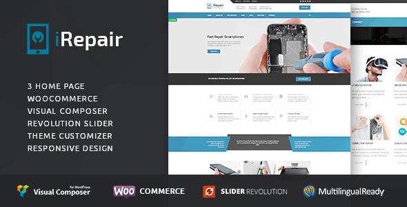 iRepair v1.1.3 — Mobile Phone Repair, Electronics, Laptop Repair