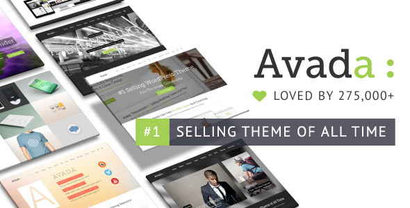 Avada v5.1.1 — Responsive Multi-Purpose Theme