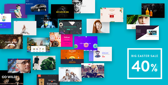 Jupiter v5.9.2 — Multi-Purpose Responsive Theme