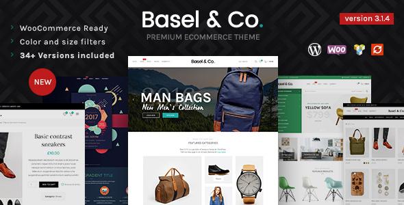 Basel v3.1.4 — Responsive eCommerce Theme