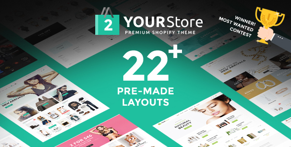 YourStore v1.4.8 — Shopify theme