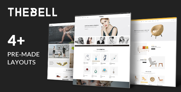 Thebell — Multipurpose Responsive Opencart Theme